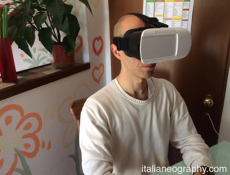 visore 3d realtà virtuale innori
