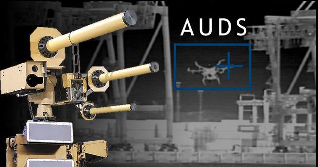 Auds sistema anti drone