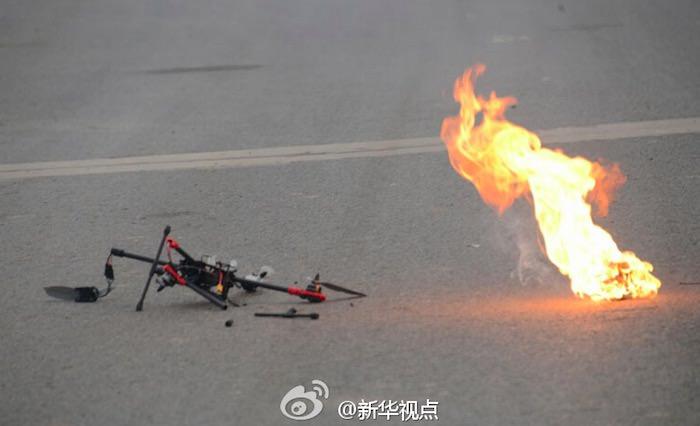 Sistemi anti droni