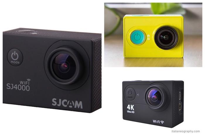 action camera economiche