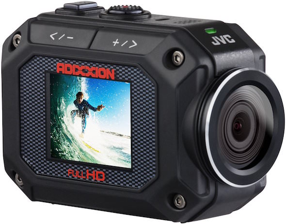 action cam JVC Adixxion GC-XA2