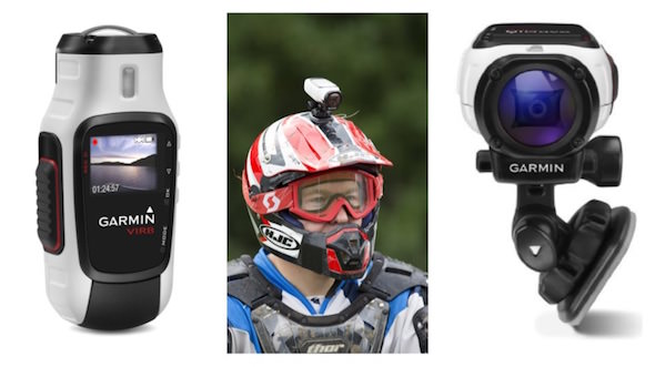 action camera garmin virb elite