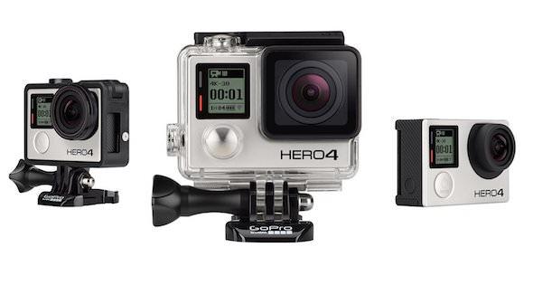 migliori action camera GoPro Hero 4 Black
