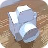 paper camera effetti cartoni animati