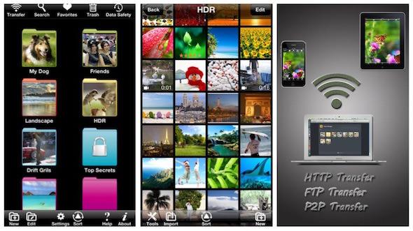 photo manager pro organizzare foto