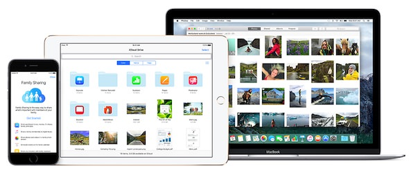 icloud apple fotografia