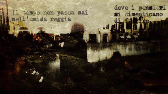 il tempo non passa mai di Andrea Bigiarini