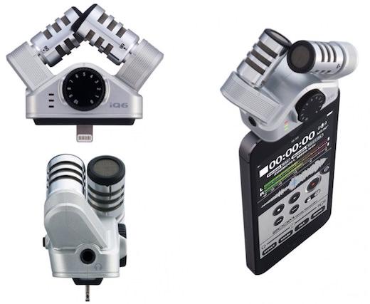 microfono iphone ipad zoom iq6