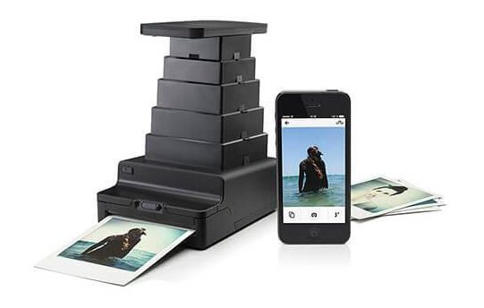impossible instant lab per iphone e Android