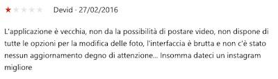 commento instagram windows