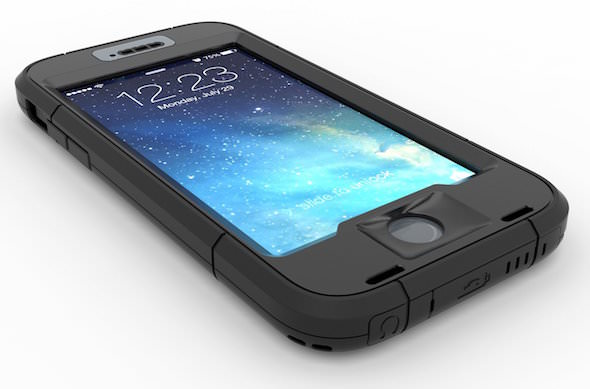 custodia waterproof iphone 5