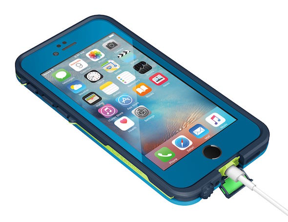 custodia subacquea iphone 5s