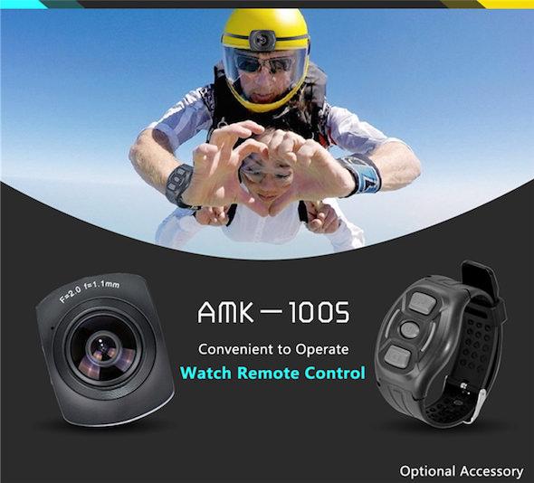 amkov110s telecomando polso