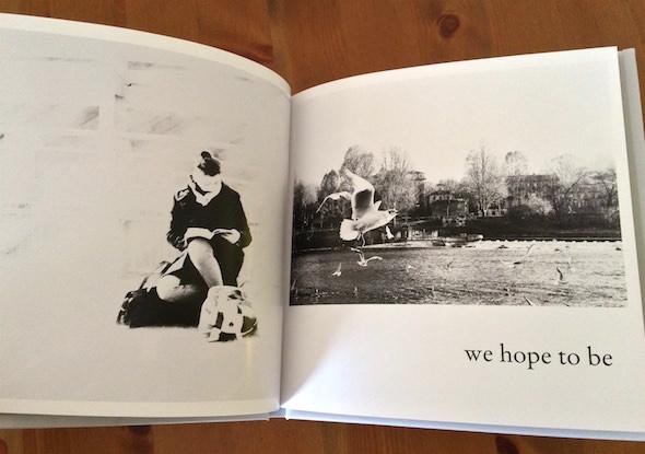 fotolibro blurb pagine in bianco e nero