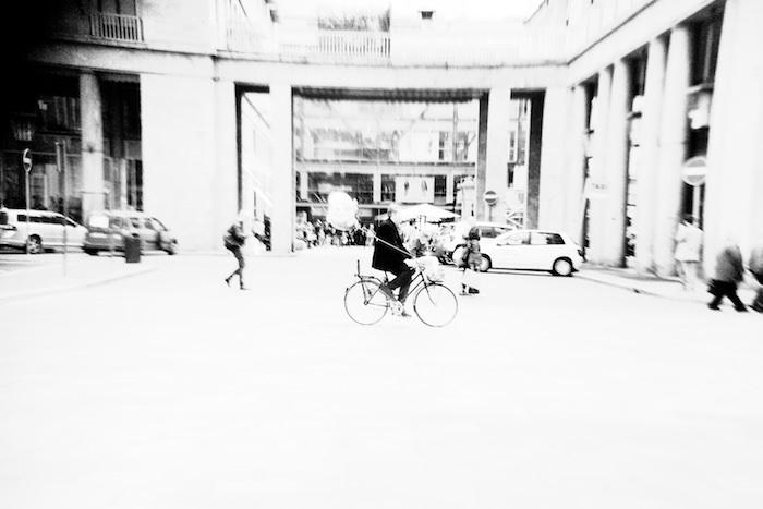 recensione obiettivo aukey 3X bianco nero bicicletta