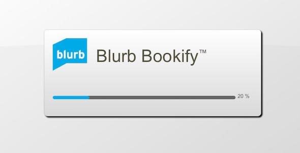 come creare un ebook blurb