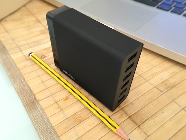 caricatore USB choetech