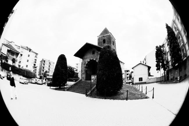 chiesa fisheye