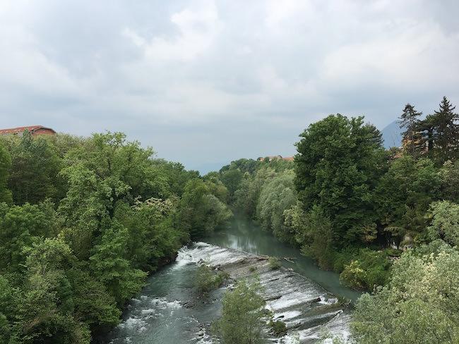 fiume dora
