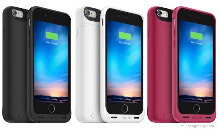 recensione mophie juice pack reserve iphone