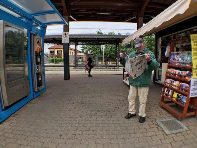 stazione street grandangolo olloclip