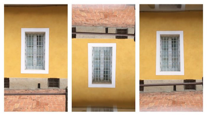 finestra senza covr, con covr e con app covr