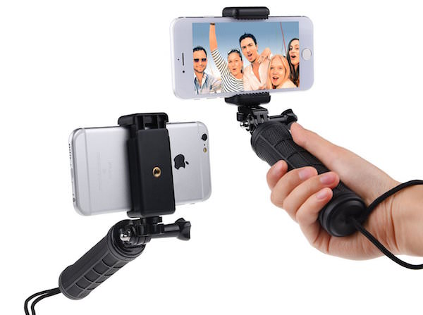 impugnatura smartphone camkix