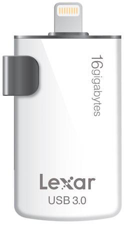 lexar flash drive iphone lightning