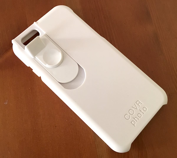 recensione custodia fotografica covr iphone