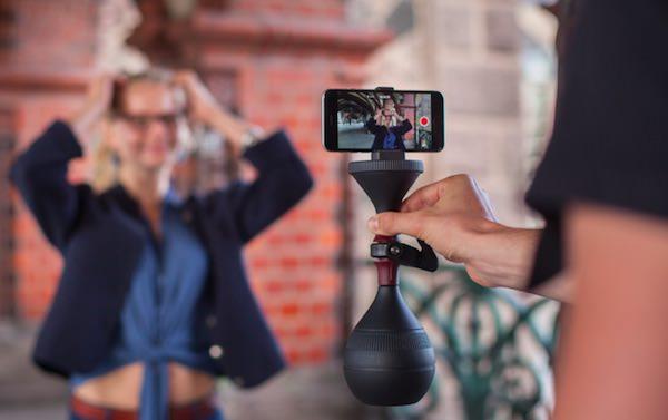 stabilizzatore solidluuv smartphone
