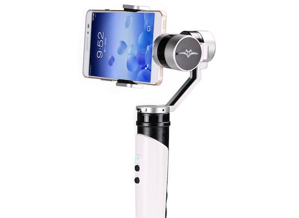 stabilizzatore video smartphone gizcam s2