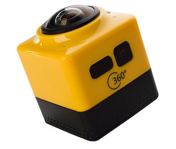vorcool fotocamera 360