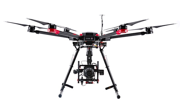drone dji fotocamera hasselblad
