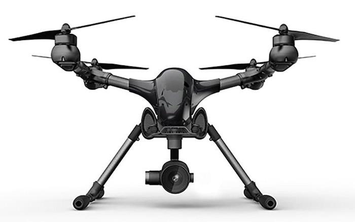 drone walkera voyager 4