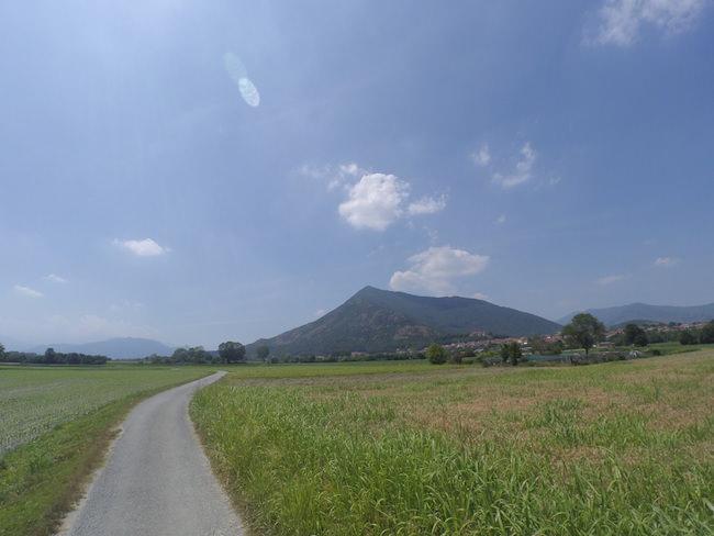 foto paesaggio montagna xiaomi yi