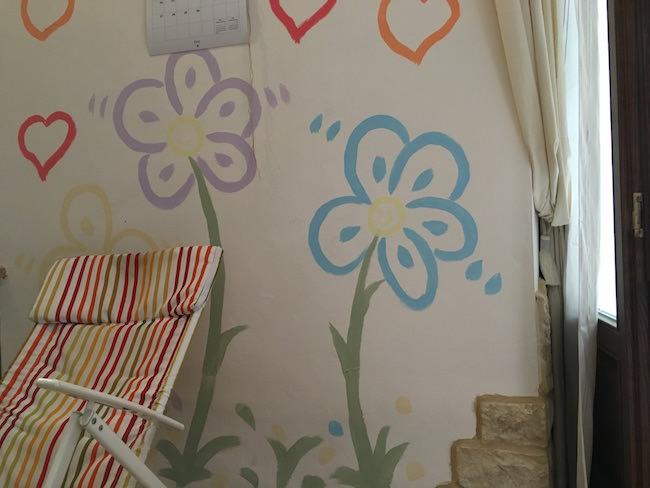 foto muro con iphone recensione xiaomi