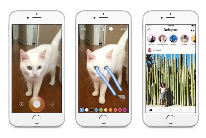 instagram stories foto scompaiono 24 ore