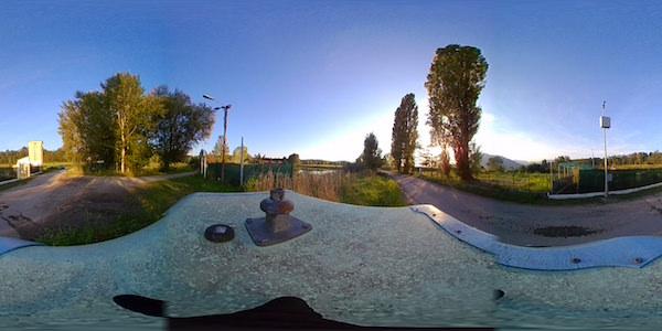 Foto Esempio Elecam 360 symax360