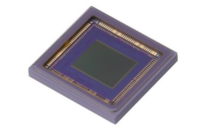canon vende sensori fotografici cmos