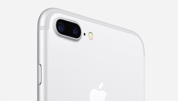 caratteristiche fotografiche fotocamere iphone 7