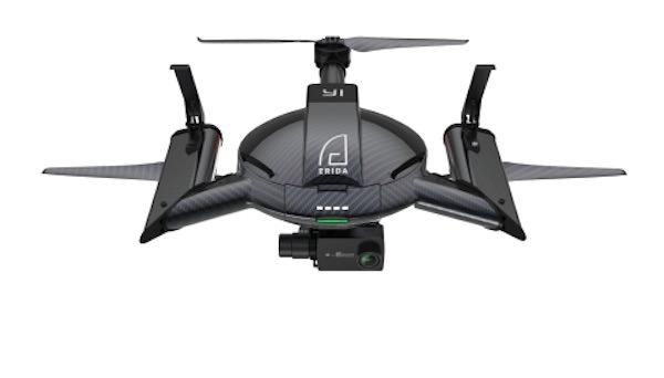 drone xiaomi yi erida