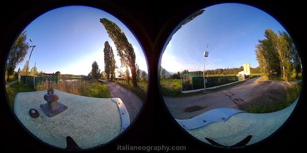 esempio due sfere elecam 360