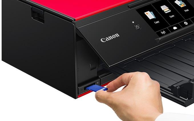 nuove stampanti canon pixma