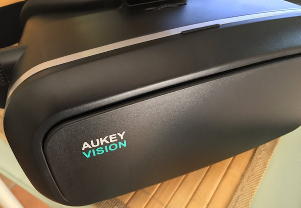 sportello frontale visore aukey vision