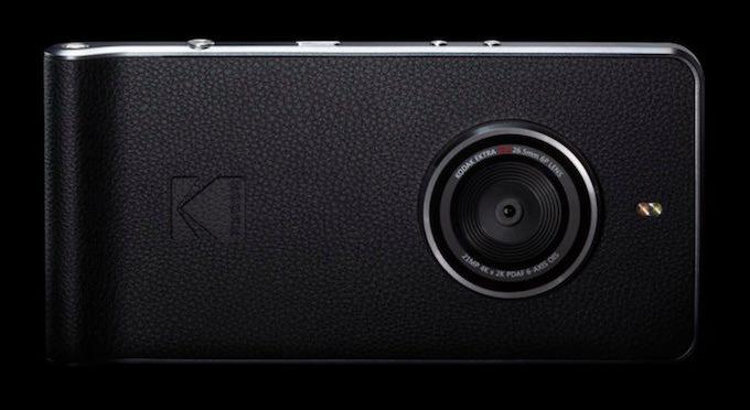 nuovo kodak ektra fotocamera smartphone