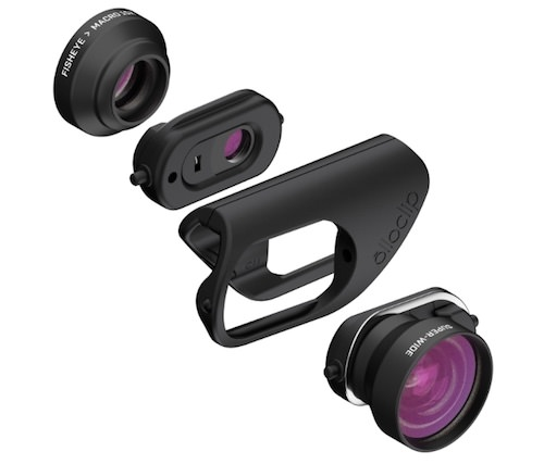 olloclip connect interchangeable