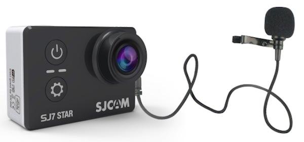 sjcam sj7 star ha registrazione 4k reali e sensore sony imx117