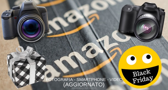 Black Friday Amazon Italia 2017
