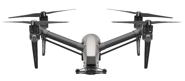 drone professionale dji inspire 2 specifiche tecniche