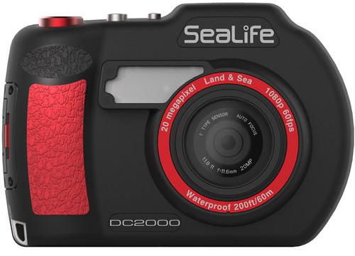 fotografia subacquea sealife dc2000